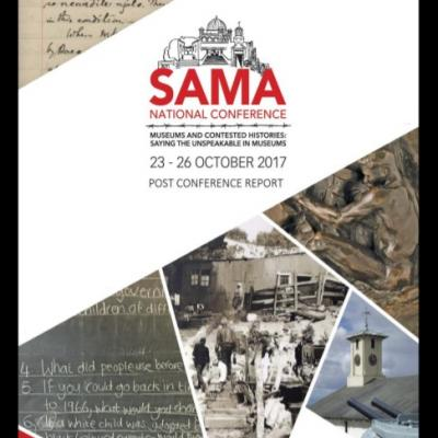 81st SAMA National Conference 2017: Cape Town